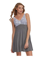 Felina Super Comfy Micro Modal Chemise -PRE OWNED