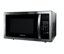 New 1.1 Cu Ft 1000 Watt Microwave Stainless Kitchen Countertop Appliances Led
