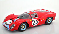 1:12 CMR Ferrari 412 P  #23, 24h Le Mans Attwood/Courage 1967