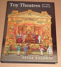 Juguete teatros del mundo por Peter Baldwin Regalo de copia firmada-QE2 1992