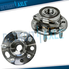 Pair 2 Front Or Rear Wheel Bearing Hubs For Chevy Equinox Impala Gmc Terrain