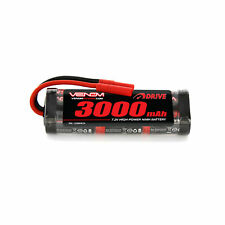 Venom 7.2V 3000mAh 6 Cell NiMH Battery with HXT 4mm Plug Redcat Exceed RC Truck