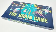 The Brain Game Childrens Family Vocabulary & Word Finding Board Game Toy Learn