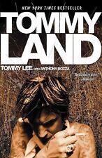 Tommyland paperback, Tommy Lee with Anthony Bozza