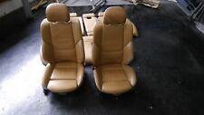 Sitze neu beziehen zimt e46 Bmw E46