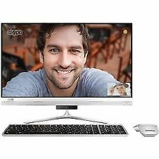 Lenovo 520S-23IKU (256GB.  Intel Core i7 7th Gen., 2.70GHz, 16GB) PC Desktop - F0CU000NUS