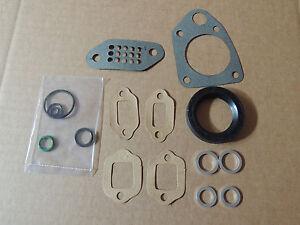 Detroit 14330 Timing Cover Gasket set For Subaru 1.4L 1.6L 4 Cyl