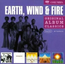 Earth,Wind & Fire - Álbum Original Classics Nuevo CD