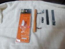 Plpci Locking Patio Door Handle Oak Black C1032