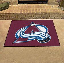 "Colorado Avalanche 34"" x 43"" All Star Area Rug Floor Mat"