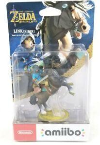 Link {Rider} amiibo (The Legend of Zelda) Nintendo Switch 3DS Wii U breath wild