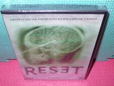 RESET  - NUEVA -  dvd