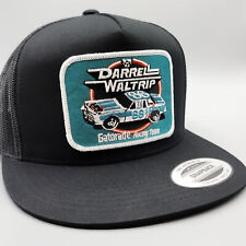 Darrell Waltrip Hat, Gatorade Racing Team, Nascar Trucker Hat, Vintage Patch Hat