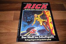 Tibet/Duchateau -- RICK HOCHET  # 6 // der Wolf im Schafspelz // 1983
