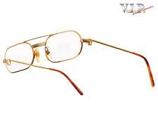 MUST de CARTIER BRILLE BRILLENFASSUNG GLASSES EYEGLASSES FRAME OCCHIALI VINTAGE*