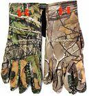 Under Armour UA HeatGear® HG Liner Men's Camo Hunting Gloves