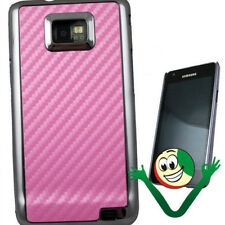Custodia rigida TRAMA ROSA per Samsung Galaxy S2 I9100