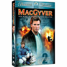 MacGyver - The Complete Second Season Dvd New Sealed