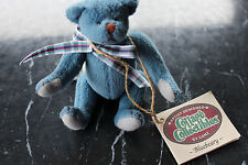 GANZ*Artist Designed*COTTAGE COLLECTIBLES*Jointed*Bluebeary Bear*Lorraine 1995