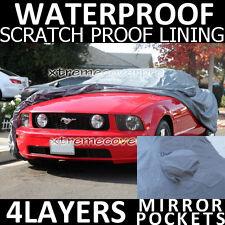 Waterproof Car Cover w/ mirror pocke 2011 Ford Mustang