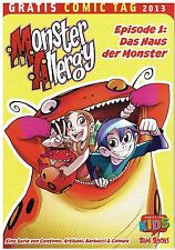 Monster Allergy / Spezial zum Gratis Comic Tag 2013