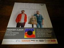 PLUGS - Publicité de magazine / Advert !!! EUROSTAR RECORDS !!!