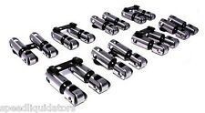 Comp Cams SBC Chevy Endure-X Solid Roller Lifters for No Offset #818-16