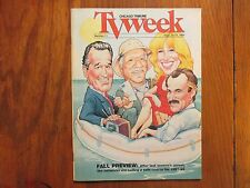 1991 Chicago Tribune TV Week(FALL PREVIEW/HOME  IMPROVEMENT/HOMEFRONT/PRINCESSES