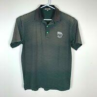 Peter Millar Premium Golf Polo Shirt Size Men's Medium 'Turnberry'