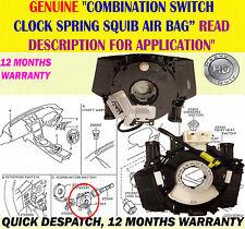 Interruptor combinado Reloj Primavera Cebo Bolsa de aire se ajusta Elgrand 2.5 3.5 E51 2002-10