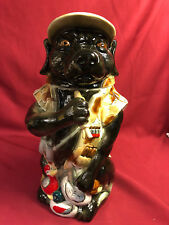 LABRADOR FIGURAL LIDDED STEIN MADE IN GERMANY DESIGNED BY ALBERT STAHL