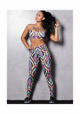 Brazilian Women gym colorful pants - other listings with other sizes (S)