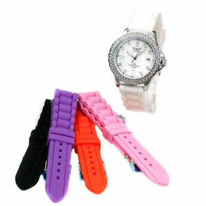 Aviator AVX1897L Ladies Watch With 5 Inter Changeable Coloured Straps