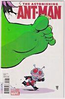 ASTONISHING ANT-MAN#1 NM2015 SKOTTIE YOUNG VARIANT MARVEL COMICS