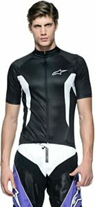 AlpineStars Mens Nemesis Cycling Jersey size S New with Tags (B13)