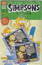 Simpsons Comics # 192 + sticker bolsa-Panini Comics 2012-en su embalaje original