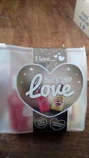 I love ... Little bag of love gift set new & sealed