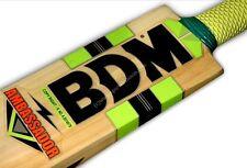 BDM Ambassador English Willow Cricket Bat (SH) + AU STOCK +FREE SHIP & $85 Extra