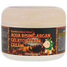 Elizavecca, Aqua Rising Argan Gelato Steam Cream, 100 g
