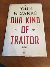 Our Kind of Traitor: A Novel  (ExLib)