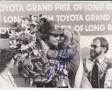 Alan Jones F1 Champion Photo Picture Signed Hand Autograph Signature Retro GP