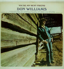 Don Williams - You're My Best Friend 12 Inch LP Record