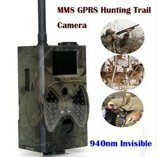 HC 300M HD Hunting Trail Digital IR Camera Scouting Infrared Video GPRS GSM