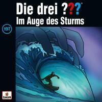DIE DREI ??? - 197/IM AUGE DES STURMS   CD NEW