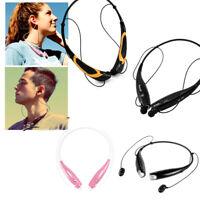 Bluetooth Wireless4.0 Headset Stereo Headphone Earphone Sport Handfree Universal