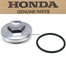 New Genuine Honda Tappet Adjuster Cap & O-ring XR XL NX GB OEM See Notes #R172