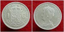 Netherlands - 1 Gulden 1911