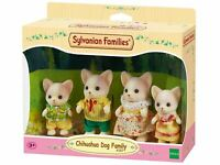 SYLVANIAN FAMILIES - CHIHUAHUA DOG FAMILY TOY