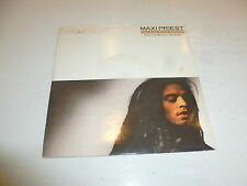 """MAXI PRIEST Featuring BERES HAMMOND How Can We Wase The Pain?  1988 UK 7"""" vinyl"""