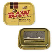 """RAWTHENTIC"" RAW TINY TRAY PIN 1.8"" X 1.4 X .04"" MAGNETIC Refrigerator Magnet"